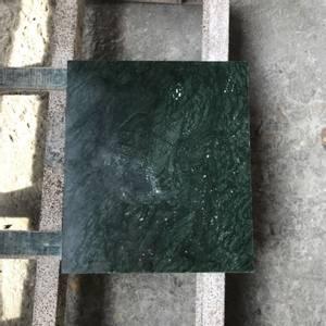 Bilde av Marmorplate i Green Verde i 100 cm * 100 cm